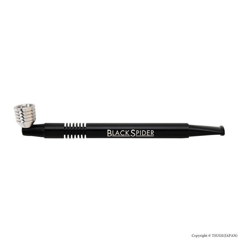ワンショットパイプ・ブラック – L