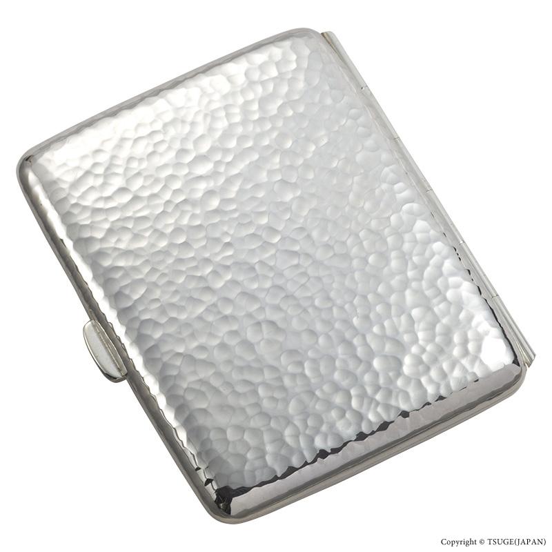 柘製作所 銀製煙草ケース