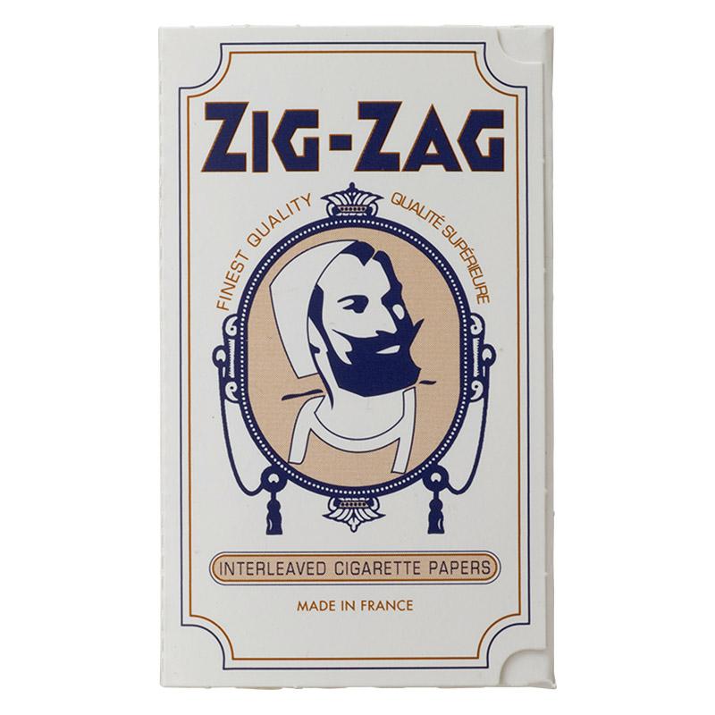 ジグザグ・クラシックホワイト32