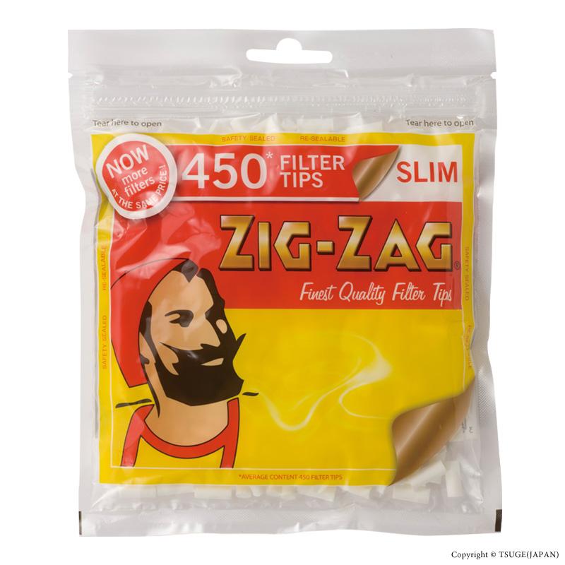 ジグザグ・スリムフィルター450