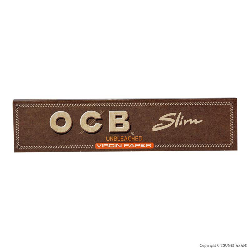 OCB・ブラウンスリム