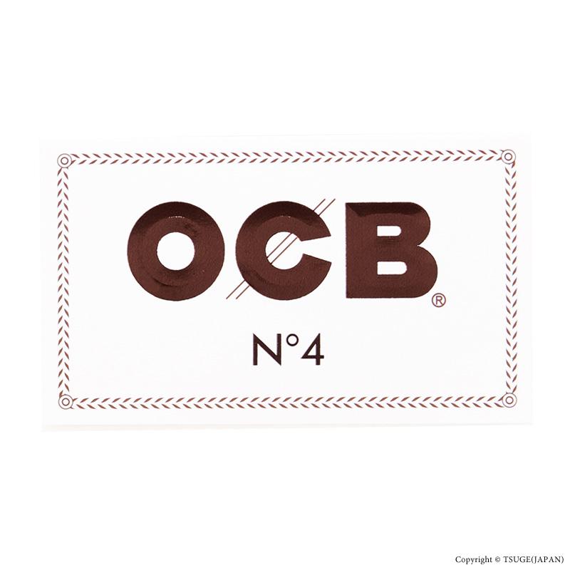 OCB・ホワイトダブル