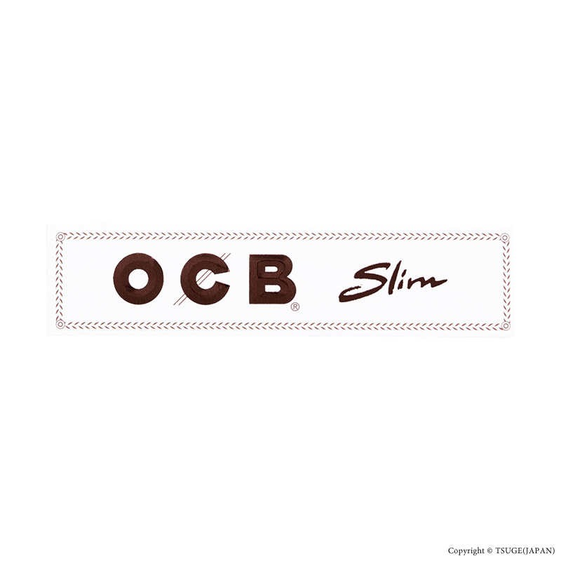 OCB・ホワイトスリム
