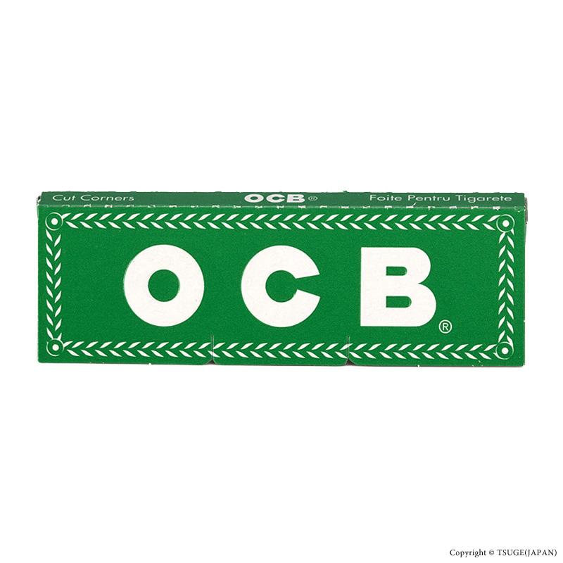 OCB・グリーンシングル