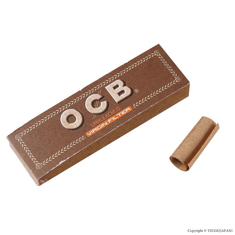 OCB・ブラウンロールフィルター